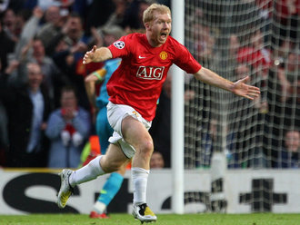 paul scholes retirement