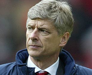 Wenger targets another 14 years at Arsenal