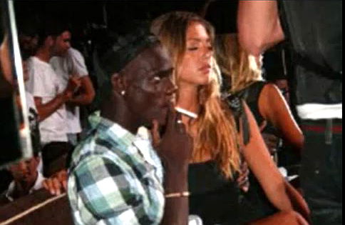 mario balotelli smoking