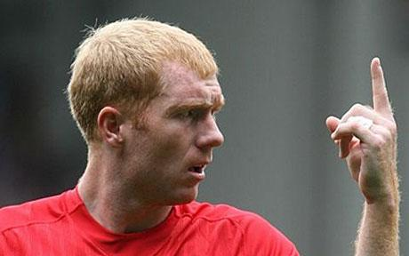 paul scholes comes out of retirement for man united