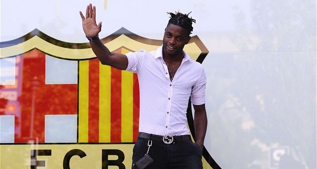 Song moves to Barca