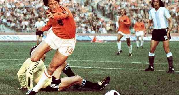 Best Johan Cruyff goals video