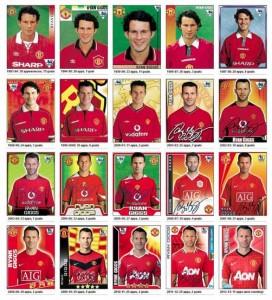 Ryan GIggs 20 years