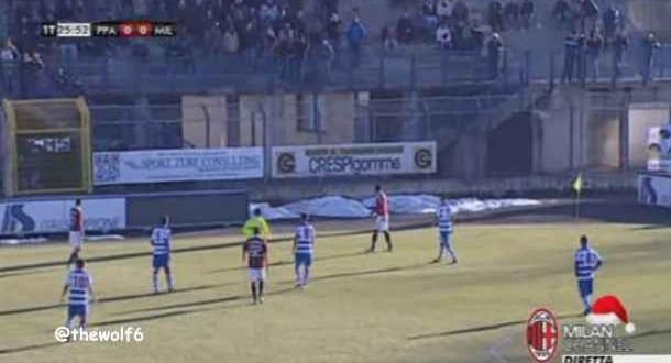 Boateng Milan racism video