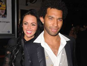 Jermaine Pennant's Girlfriend picture