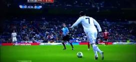 Ronaldo goal vs Celta Vigo