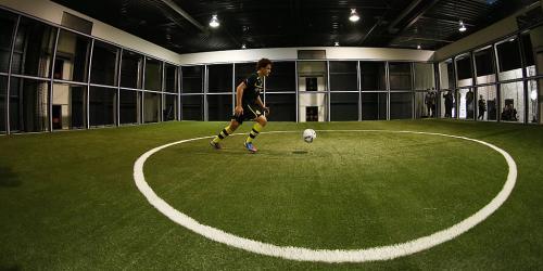 The Footbonaut Borussia Dortmund