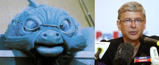 Wenger fish wizadora lookalike