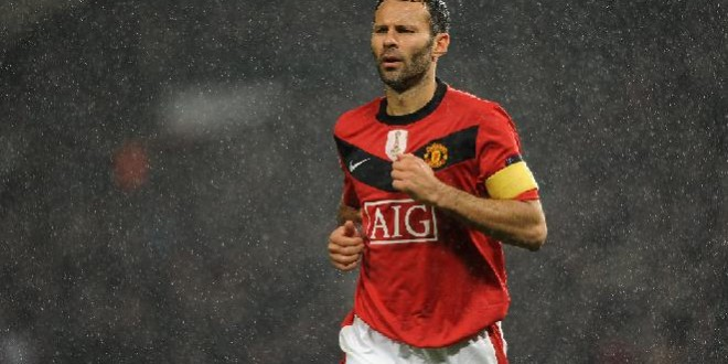 giggs signs new deal