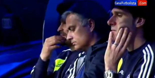 Mourinho destroys Madrid video