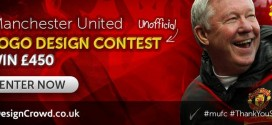 man united logo competition