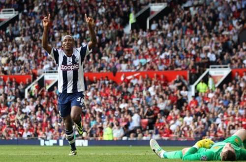 Red Devils Succumb To Baggies At Old Trafford (VIDEO)