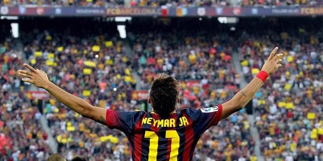 Neymar Leads Barcelona To El Classico Win (VIDEO)