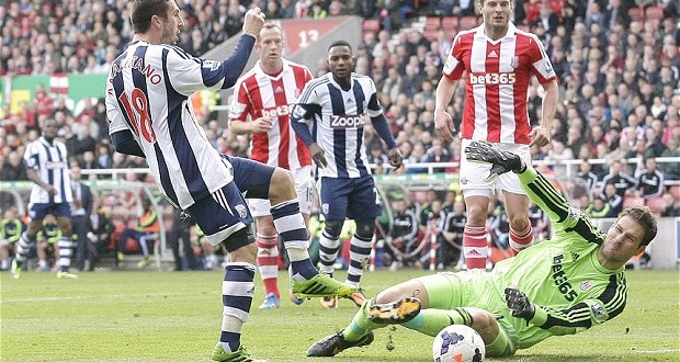 Boredom Rules As Potters And Baggies Fail To Fire At Britannia