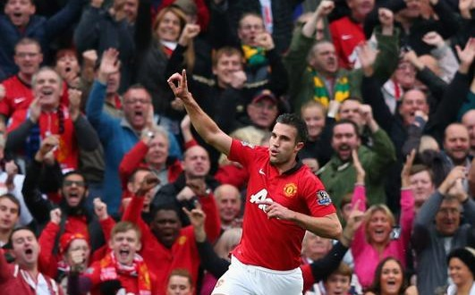 United Scrape Past Stoke At Old Trafford (VIDEO)