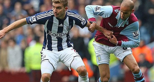 West Brom and Aston Villa prepare to battle it out in local derby