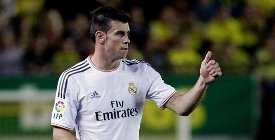 Video: Bale scores hat-trick