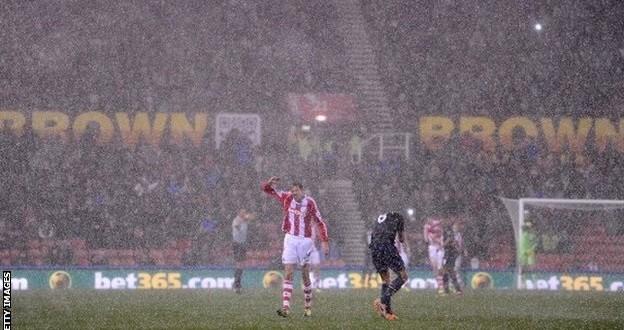 Stoke 0-2 Manchester United