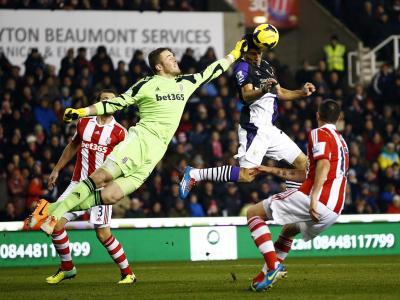 Liverpool 5  Stoke City 3