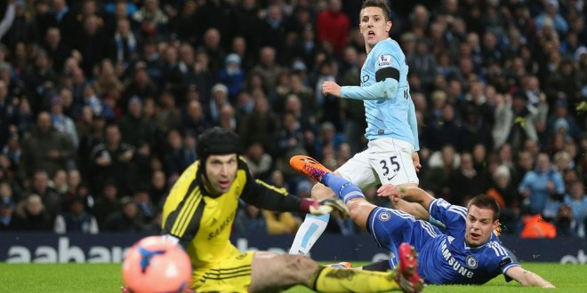 City Outclass Chelsea In Cup