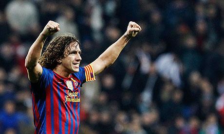 Puyol Announces Barcelona Exit