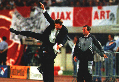 10 Crazy Van Gaal facts