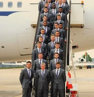 England squad '14