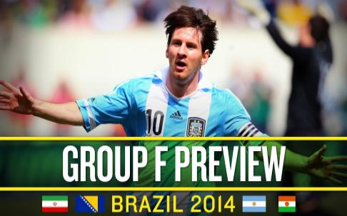 World Cup Preview: Group F