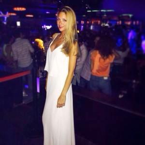 Alexis Sanchez girlfriend Laia Grassi