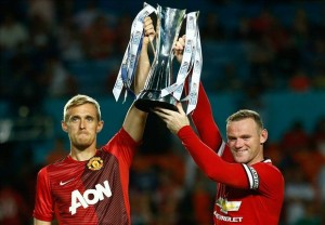 Back to business for United