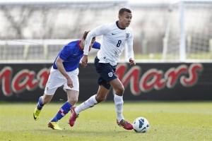 Delle Ali for England vs Croatia