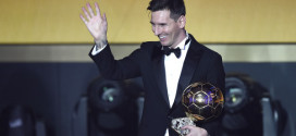 The Messi-ah is back with his fifth Ballon D'Or