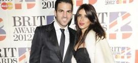 Pictures of Cesc Fabregas' girlfriend