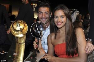Picture of Cristiano Ronaldo's Girlfriend