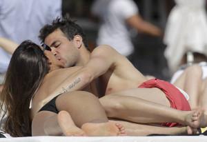 Picture's Eden Hazard's Girlfriend