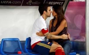 Eden Hazard's Girlfriend