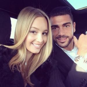 Images photo Graziano Pelle's Girlfriend