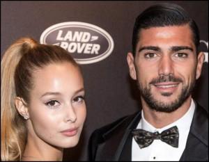 Graziano Pelle's Girlfriend