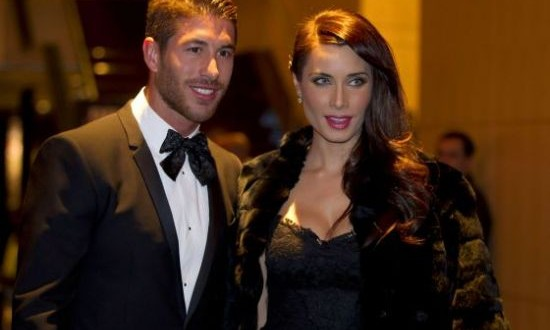 Pictures of Sergio Ramos' girlfriend - FootyBlog.net