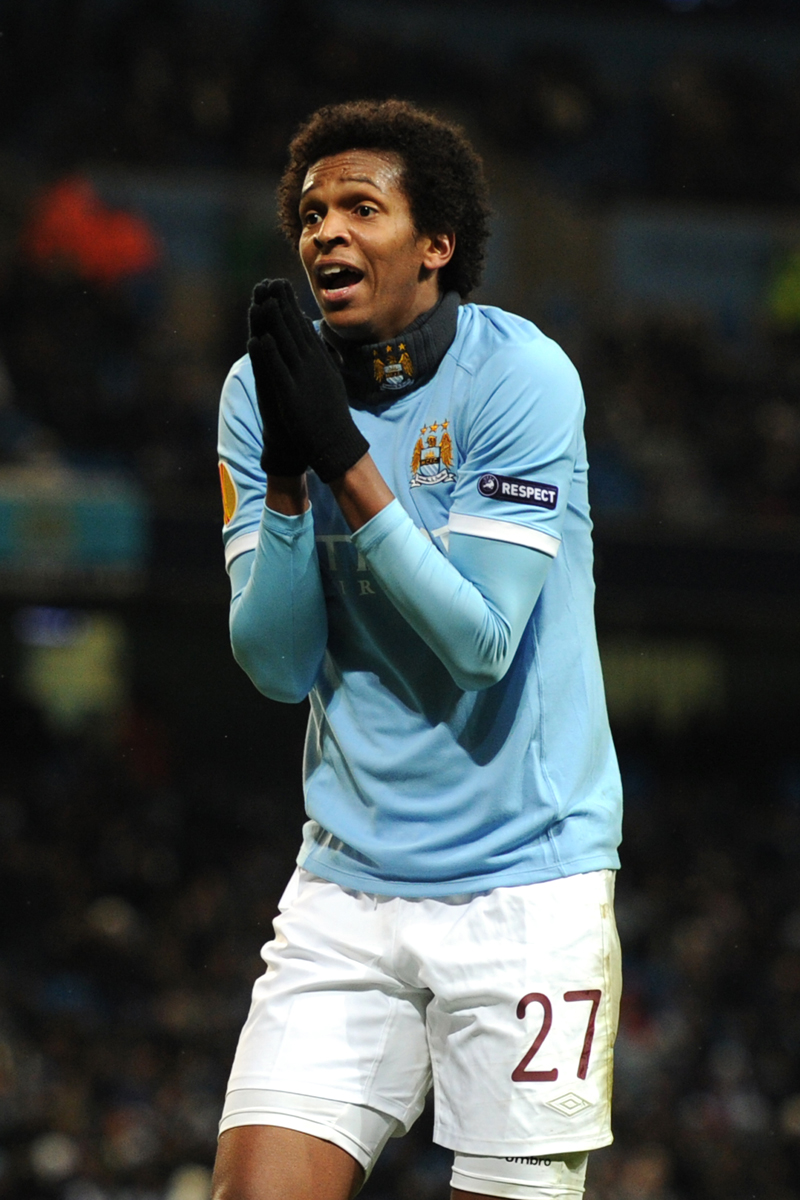 The Brazilian was a complete flop at City