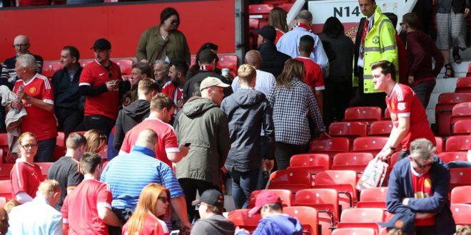 Manchester United V Bournemouth Abandoned