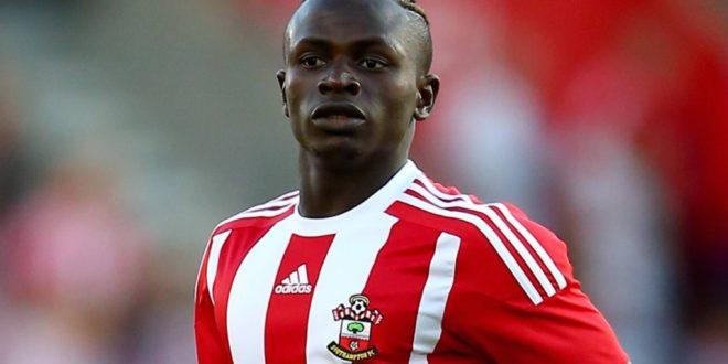 Sadio Mane Southampton Liverpool