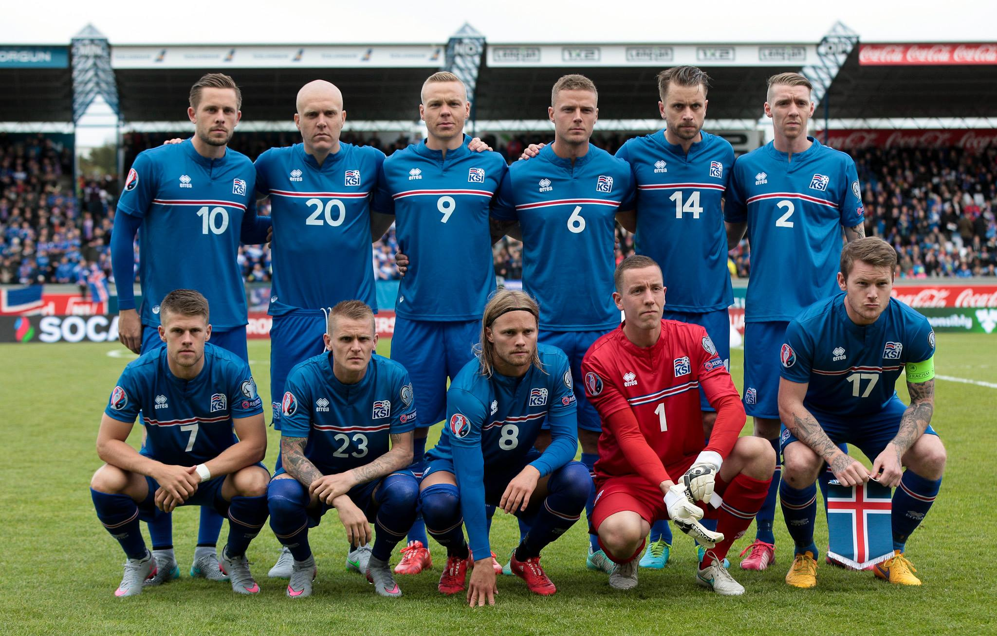 Iceland's National Team have become Legends back home after their Euro 2016 campaign.