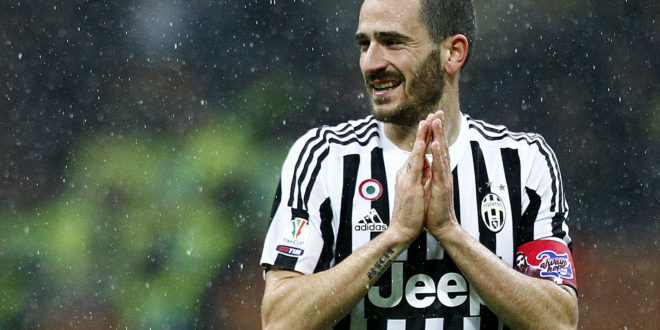 Chelsea Must Pay Big to Land Leonardo Bonucci