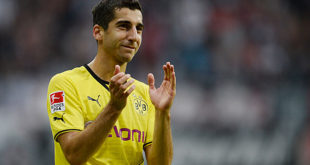 Manchester United Go Back With £28m Offer For Henrikh Mkhitaryan