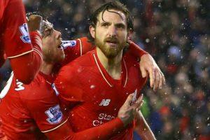 Liverpool want £10million for Joe Allen