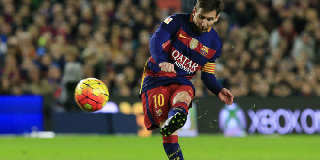 Chelsea prepared to pay £100million for Messi