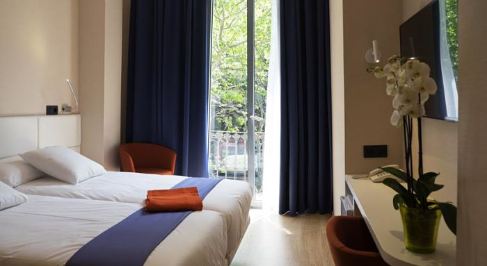 5 Cheapest Hotels near Camp Nou
