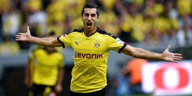 Mkhitaryan 'will have a big, big impact for Manchester United'.