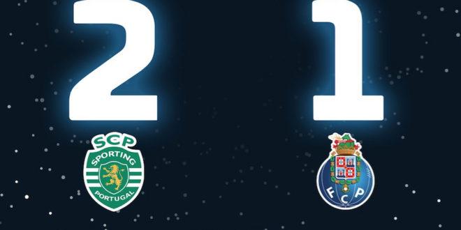 Sporting CP Vs Fc Porto